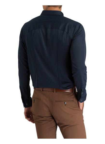 DESOTO Jersey-Hemd Slim-Fit