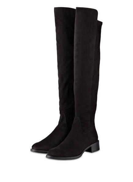 Unisa - Damen - Elvis - Stiefel - schwarz JYhEslQ