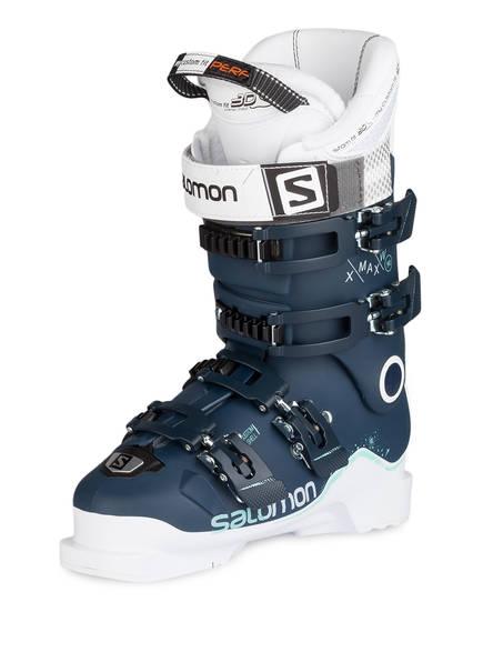 SALOMON Skischuhe X MAX 90, Farbe: PETROL/ WEISS (Bild 1)
