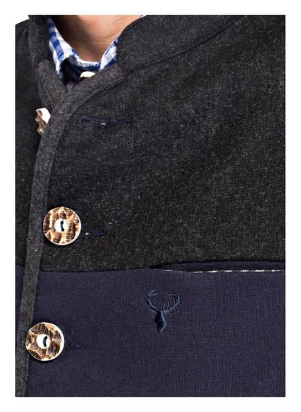 KRÜGER Trachtenweste OSKAR MARINE - Herrenbekleidung Rabatt