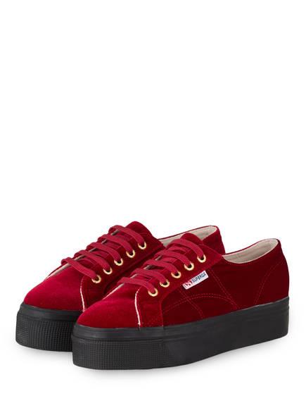 Superga Samt-Sneaker 2790 Velvetw f0GP4EV