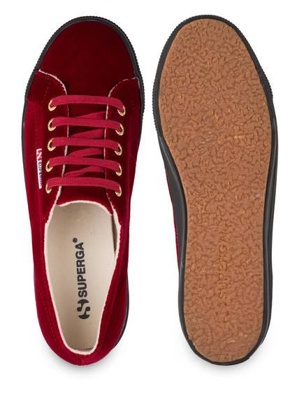 SUPERGA Samt-Sneaker 2790 VELVETW
