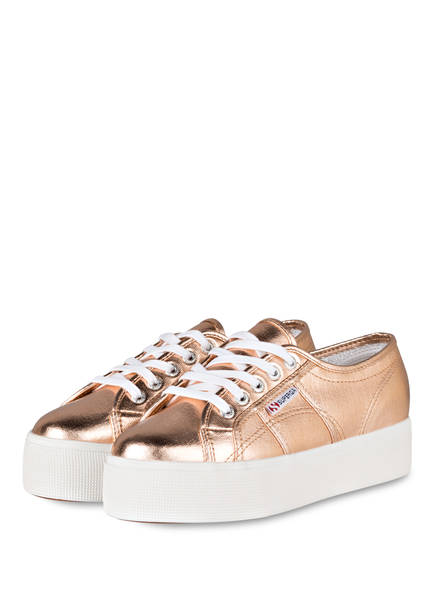 SUPERGA Plateau-Sneaker 2790-COTMETW