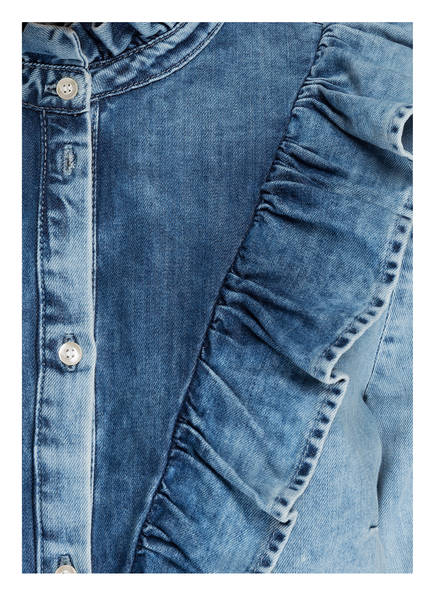 SET Jeansbluse
