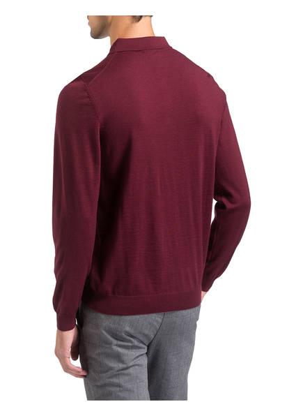 BOSS Pullover BONO mit Polokragen
