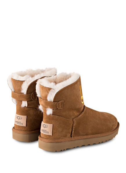 UGG Fell-Boots LIFE MINI<br>       UGG x Jeremy Scott