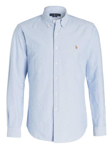 POLO RALPH LAUREN Oxfordhemd Slim Fit, Farbe: HELLBLAU (Bild 1)
