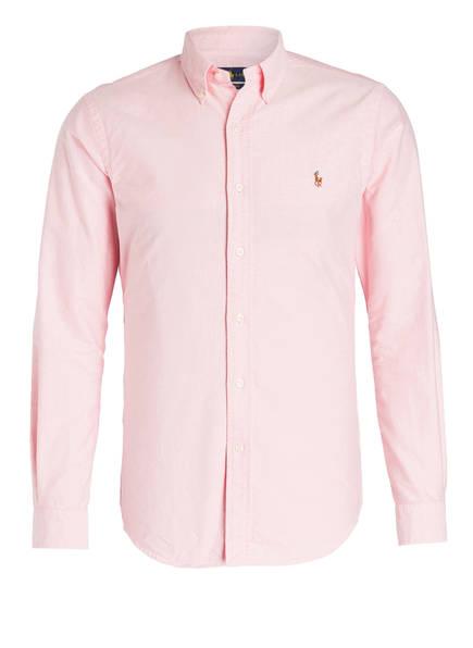 POLO RALPH LAUREN Oxfordhemd Slim Fit, Farbe: ROSA (Bild 1)