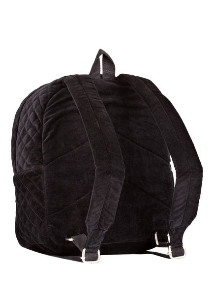 CLAUDIE PIERLOT Samt-Rucksack ABOVE
