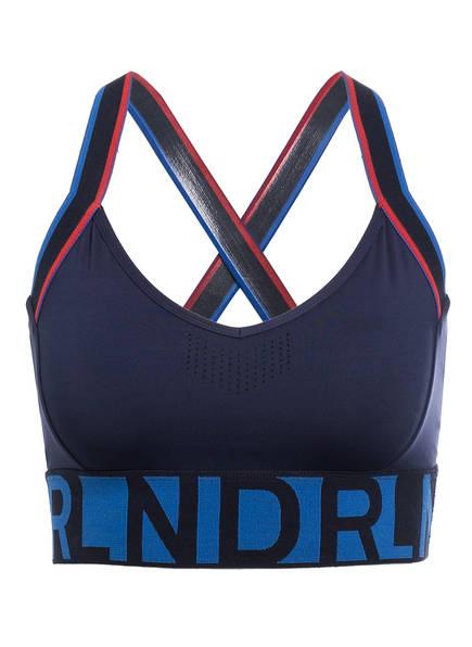LNDR Sport-BH, Farbe: NAVY/ BLAU/ ROT (Bild 1)