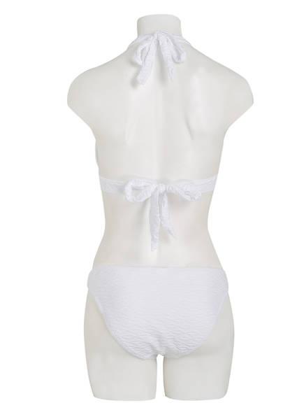 Moon Neckholder Aldridge top Weiss Maho bikini Banana OqwdxT5O