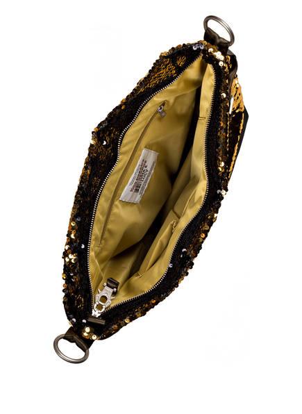 GEORGE GINA & LUCY Hobo-Bag mit Pailletenbesatz