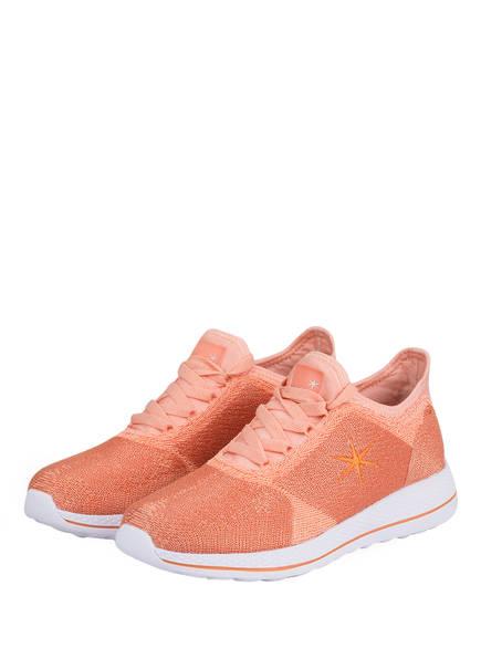 Juvia Sneaker, Farbe: LACHS/ WEIß (Bild 1)