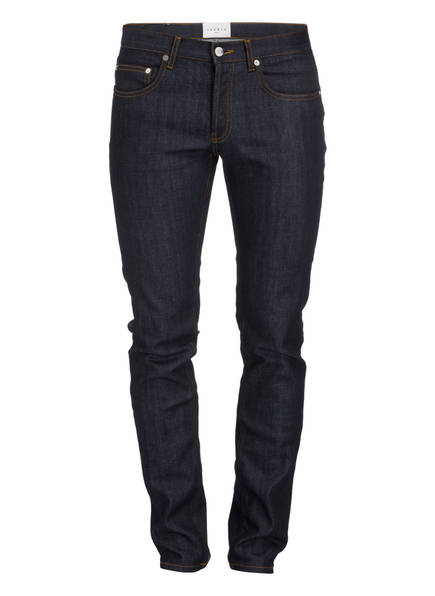 Denim Raw Jeans Brut Blue Sandro Fit Skinny 4UqU8z