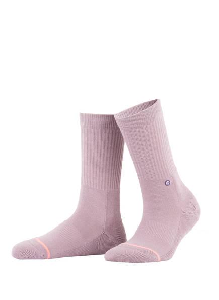 STANCE Socken UNCOMMON CLASSIC , Farbe: FLIEDER (Bild 1)