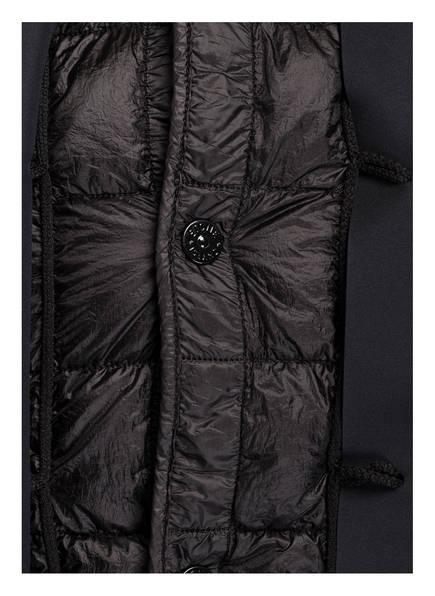 STONE ISLAND Mantel mit herausnehmbarer Daunenjacke