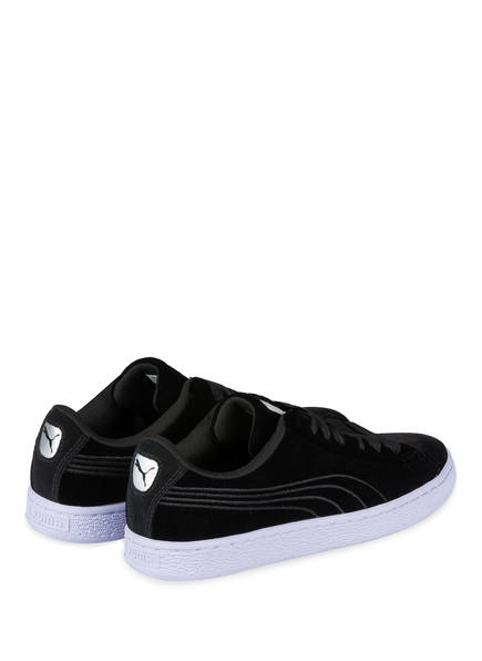 PUMA Sneaker BASKET CLASSIC VELOURS VR