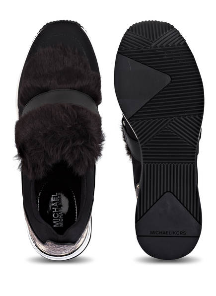MICHAEL KORS Sneaker MAVEN mit Keilabsatz