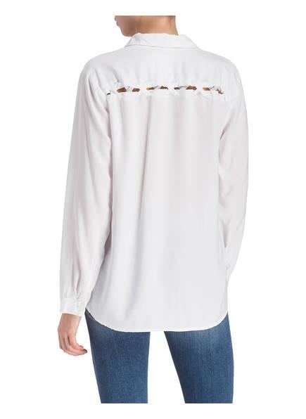 bella dahl Bluse mit Rückendetail