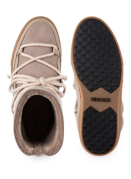 INUIKII Fell-Boots<br>           gef&uuml;ttert