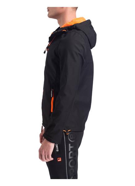 Superdry Jacke mit Fleece-Innenseite