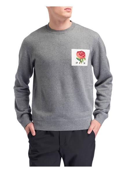 KENT&CURWEN Sweatshirt in Strickoptik