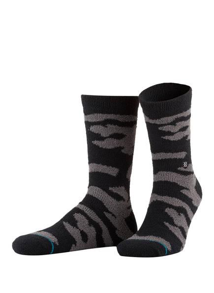 STANCE Socken PITCH BLACK, Farbe: SCHWARZ (Bild 1)