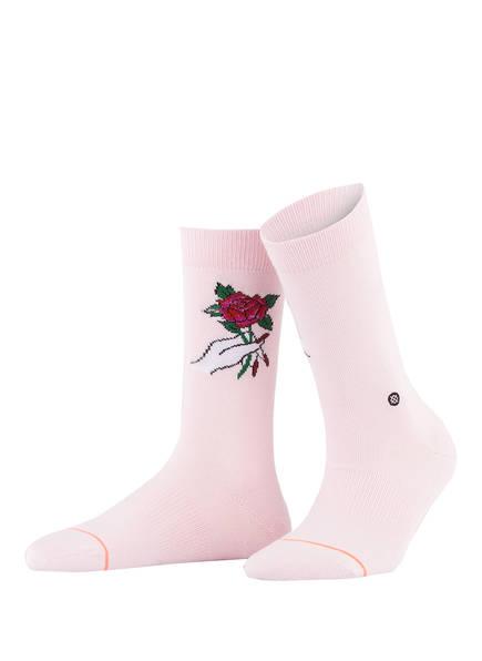 STANCE Socken ROSALINDA, Farbe: ROSA (Bild 1)