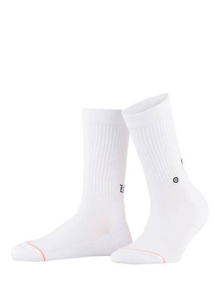 STANCE Socken SELF LOVE, Farbe: WEISS (Bild 1)