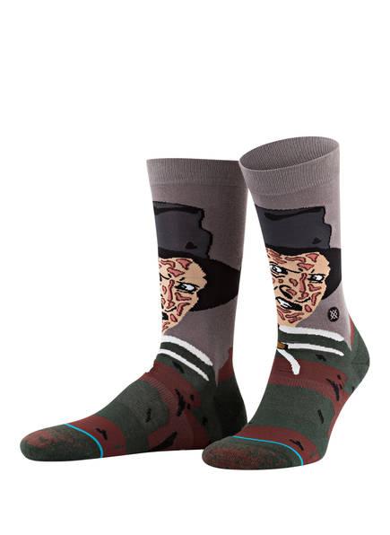 STANCE Socken FREDDY, Farbe: BLK BLACK (Bild 1)