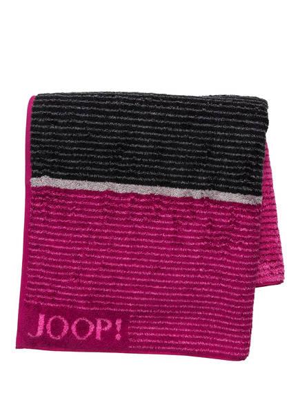 JOOP! Duschtuch, Farbe: PINK/ GRAU/ SCHWARZ  (Bild 1)