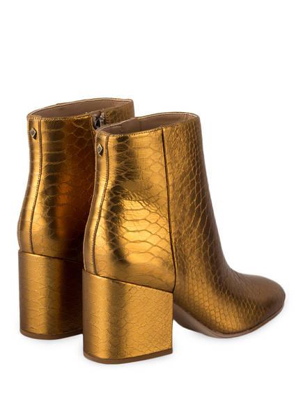 Sam Sam Taye Stiefeletten Edelman Gold Edelman Stiefeletten Gold Taye Gold Stiefeletten Edelman Edelman Sam Taye Sam qpvxA0w