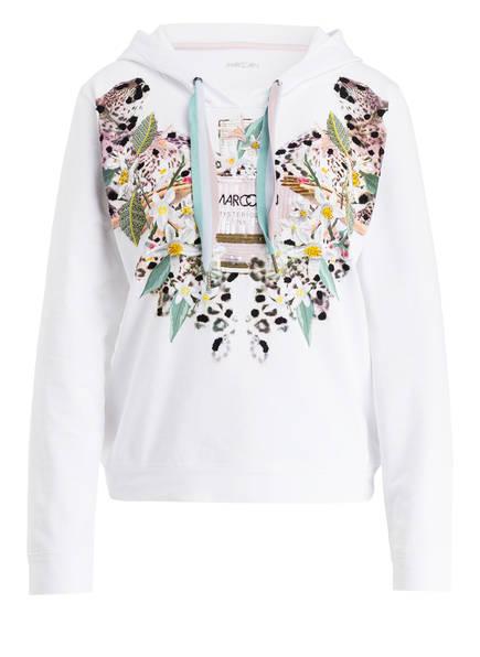 MARCCAIN Sweatshirt mit Kapuze