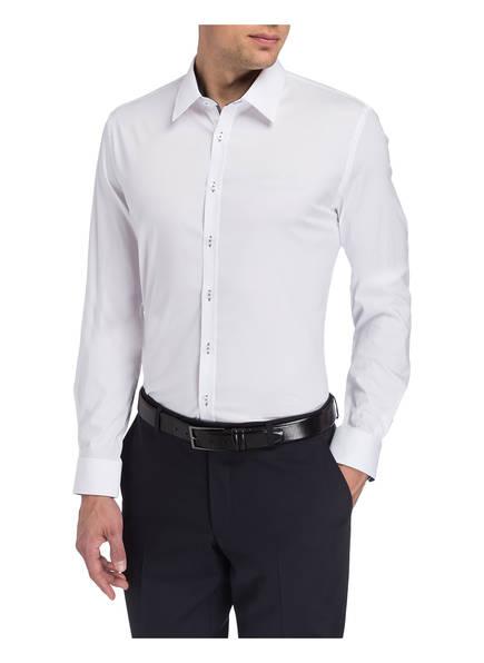 Q1 Manufaktur Hemd Slim-Fit