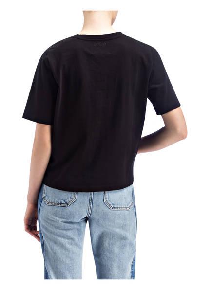 maje T-Shirt<br>         mit Pailettenbesatz
