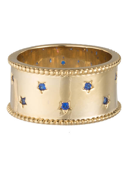 ORELIA Ring, Farbe: GOLD (Bild 1)
