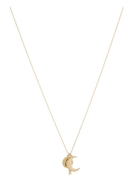ORELIA Kette COSMIC CLUSTER, Farbe: GOLD (Bild 1)