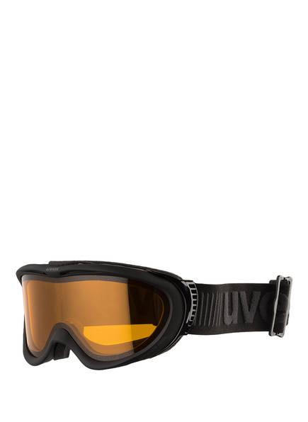 uvex Skibrille COMANCHE LGL, Farbe: SCHWARZ MATT (Bild 1)