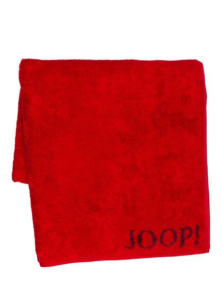JOOP! Duschtuch CLASSIC DOUBLEFACE , Farbe: ROT (Bild 1)