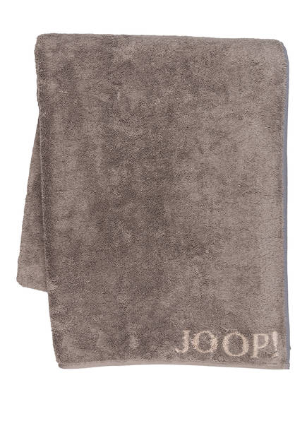 JOOP! Saunatuch CLASSIC DOUBLEFACE , Farbe: GREIGE (Bild 1)