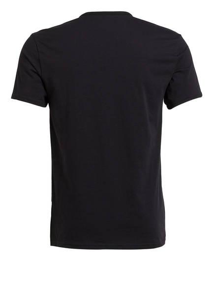 Schwarz Calvin Calvin shirt T Klein Klein YHXwqTZxT