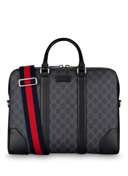 GUCCI Business-Tasche GG SUPREME , Farbe: SCHWARZ (Bild 1)