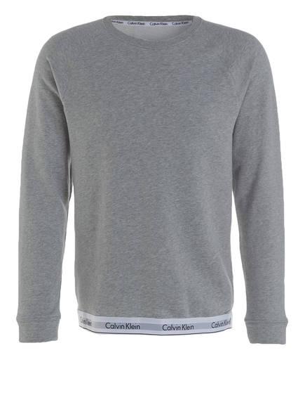 Calvin Klein Lounge-Sweatshirt, Farbe: GRAU MELIERT (Bild 1)