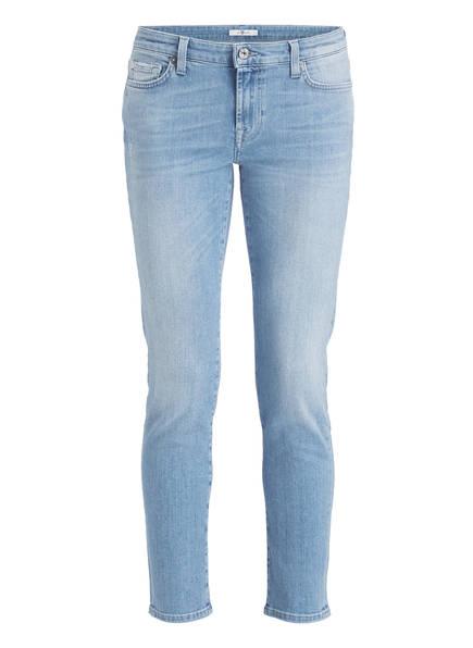 7/8-Skinny-Jeans 7 For All Mankind Shopping-Spielraum Online Freies Verschiffen 100% Garantiert bopvL