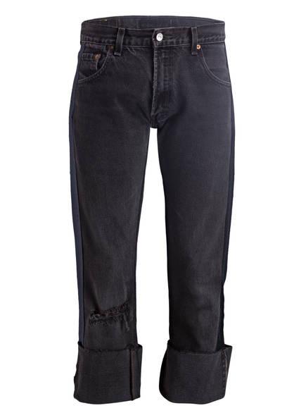 KENDALL + KYLIE 7/8-Jeans, Farbe: DUNKELGRAU (Bild 1)