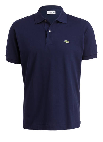 LACOSTE Piqué-Poloshirt Classic Fit, Farbe: NAVY (Bild 1)