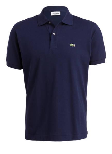 LACOSTE Piqué-Poloshirt Classic Fit, Farbe: NAVY (Bild 1)