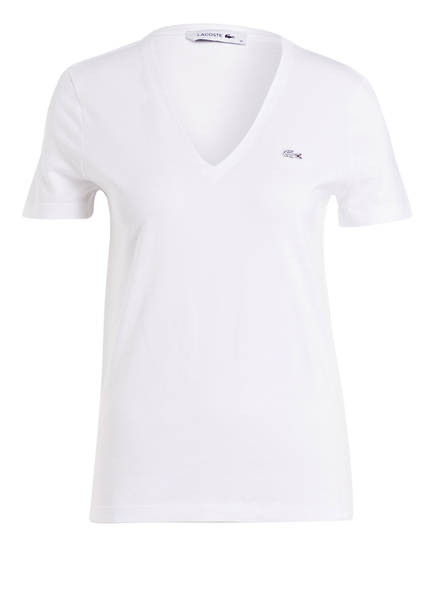 LACOSTE T-Shirt, Farbe: WEISS (Bild 1)
