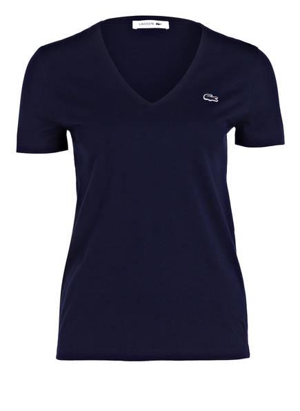 LACOSTE T-Shirt, Farbe: NAVY (Bild 1)