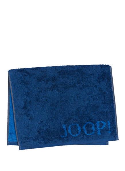 JOOP! Gästetuch CLASSIC DOUBLEFACE , Farbe: BLAU (Bild 1)